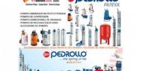 Electropompes à eau Pedrollo